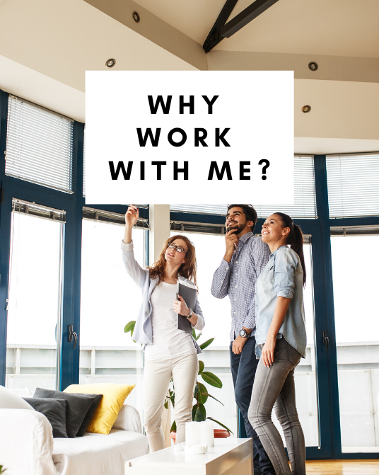 Why Work with Me? | Sherri Hines | Kansas City Homes