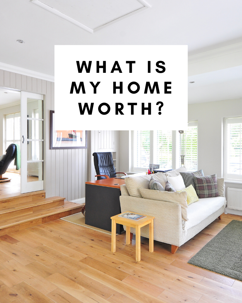 What is My Home Worth? | Sherri Hines | Kansas City Homes